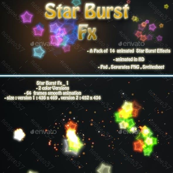 Star Burst Fx
