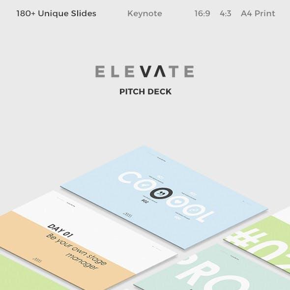 ELEVATE Keynote