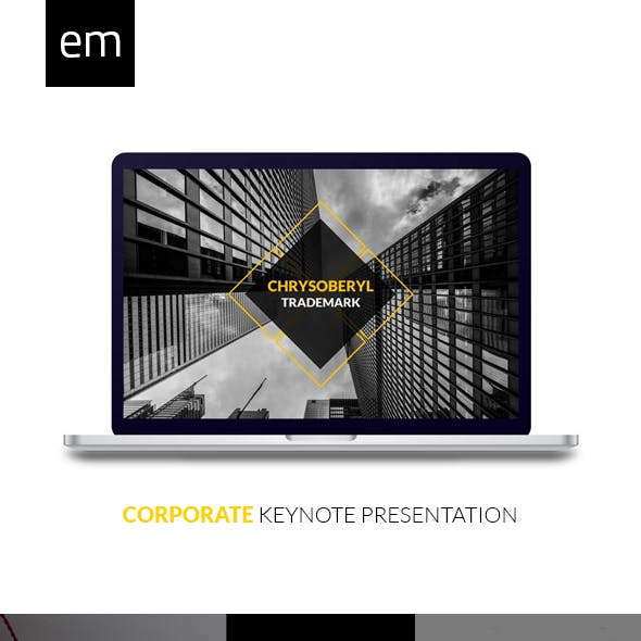Corporate Keynote Presentation Template