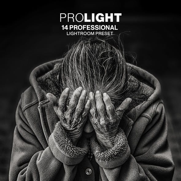 ProLight - 14 Professional Lightroom Presets