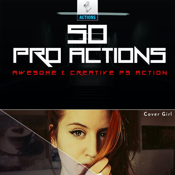 50 Pro Actions