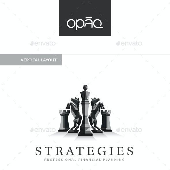 Strategies Logo
