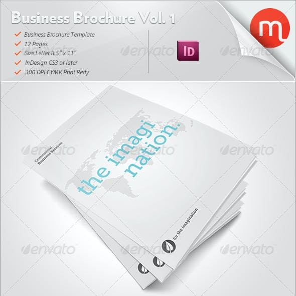 Business Brochure Vol. 1