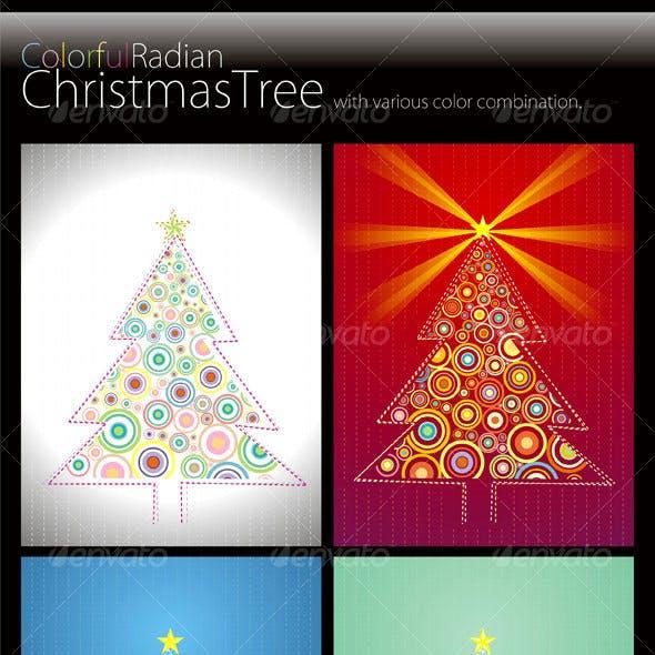 Radian Christmas Tree