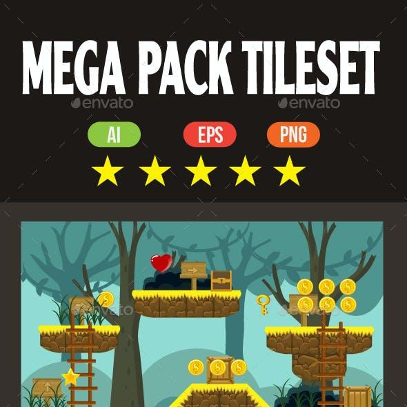 Mega Pack Tilesets