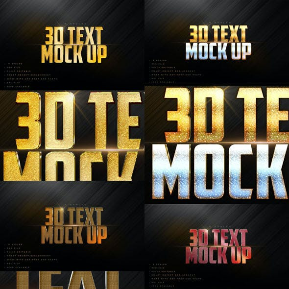 Bundle Marvelous Text Styles