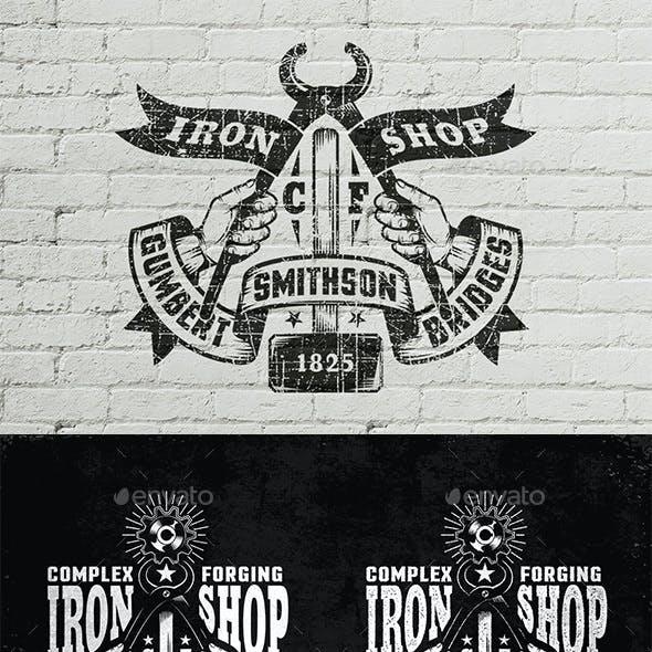 Blacksmith's Workshop Logo