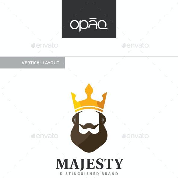Majesty King Logo