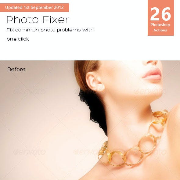 Photo Fixer