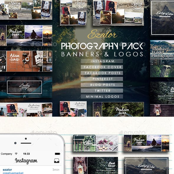 Photographer Pack