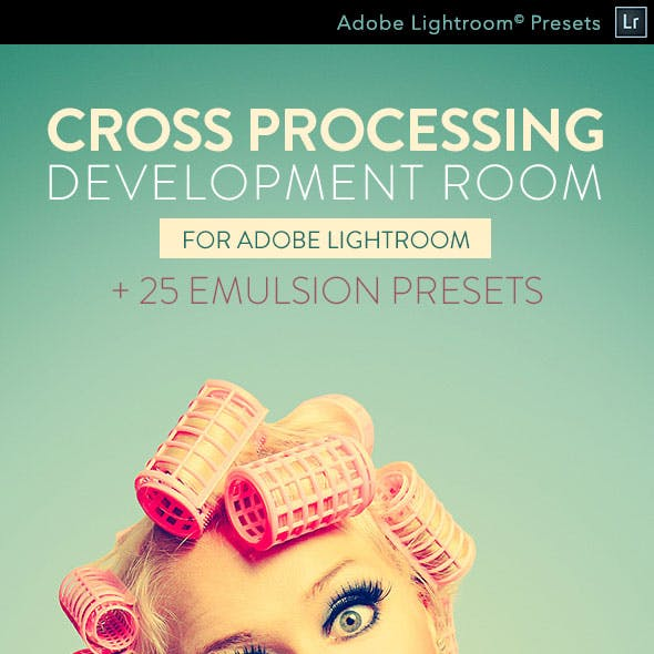 Cross Processing Development Room - Professional Adobe Lightroom Presets