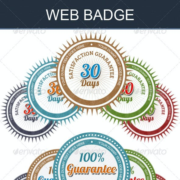 New Web Badge