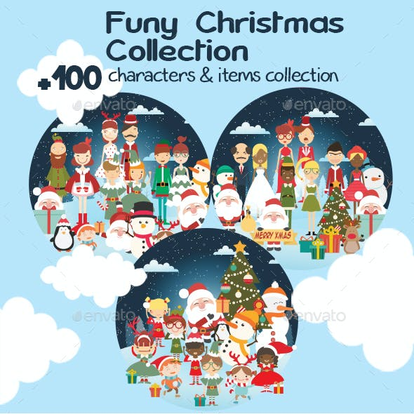 Funny &cute Christmas Collection