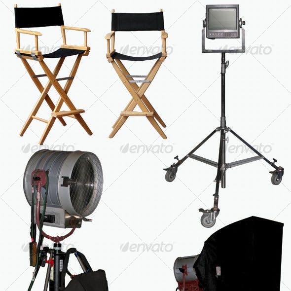 Movie Set Items