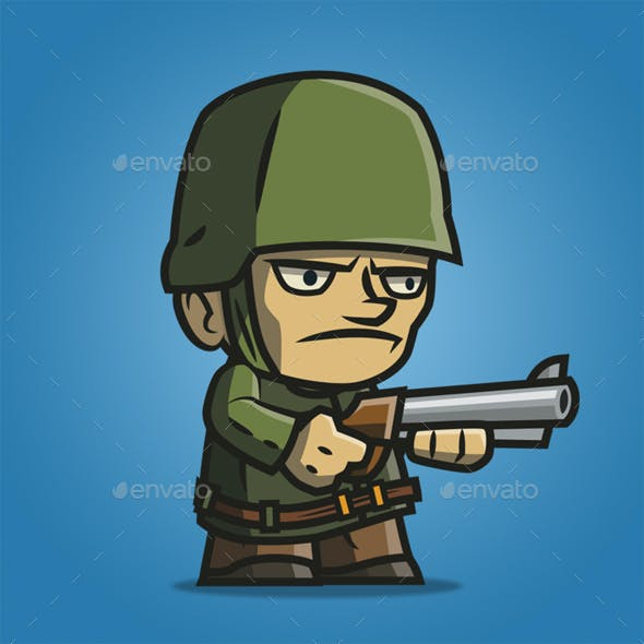 Tiny Army - Sam