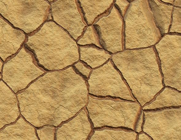 Cracked Mud - Nature Backgrounds