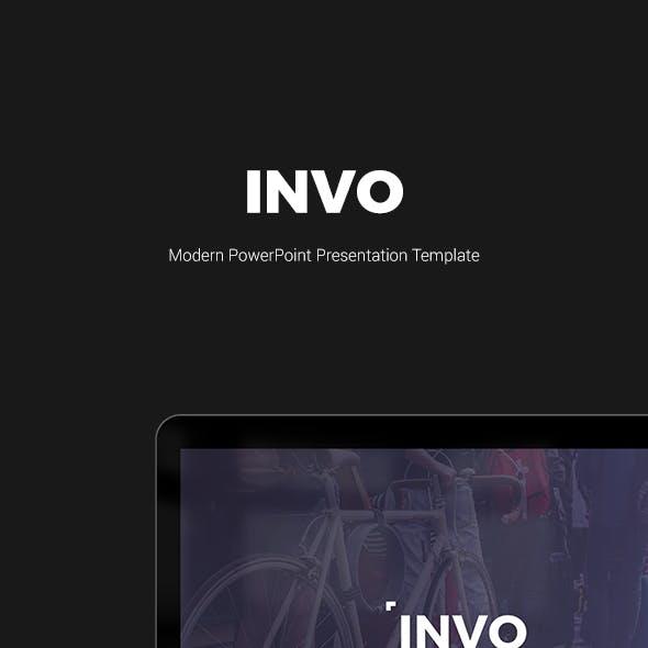 Invo - Modern PowerPoint Template