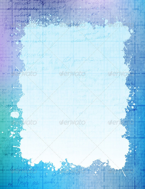 Grungy Banner - Backgrounds Decorative
