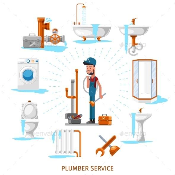 Plumber or Maintenance Engineer at Plumbing Work