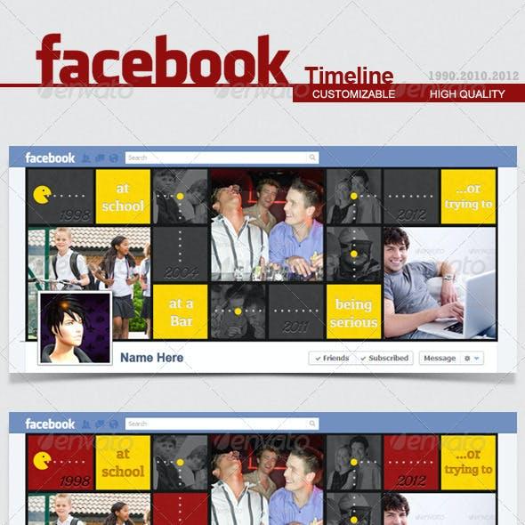Facebook Timeline Cover V.5
