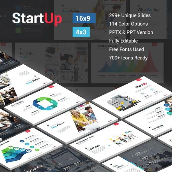 StartUp - Ultimate Presentation