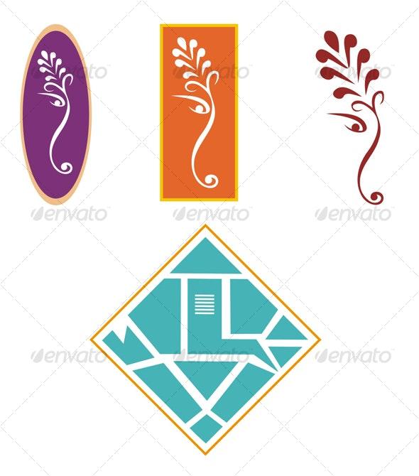 Ganesha - Patterns Decorative