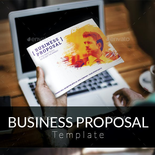 Business Proposal Template No2