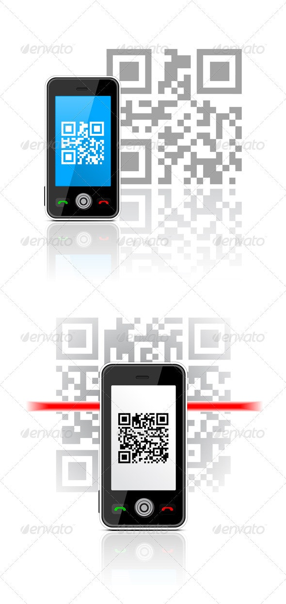 QR Code Scanning The Smartphone - Communications Technology