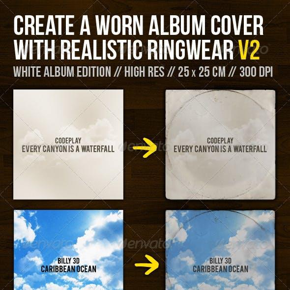 Create A Worn Album Cover With Ringwear Part 2