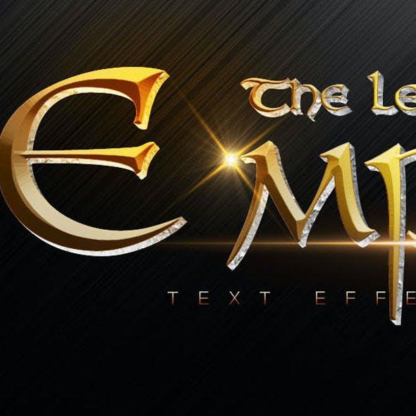 Luxury Text Styles