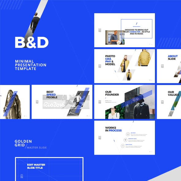B&D - Keynote Template