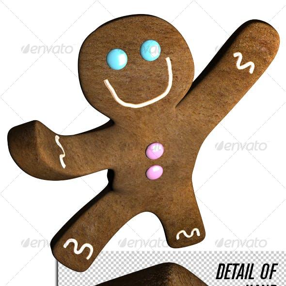 Gingerbread man dance