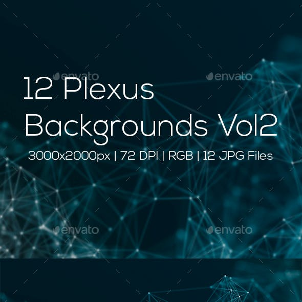 Plexus Backgrounds Vol2