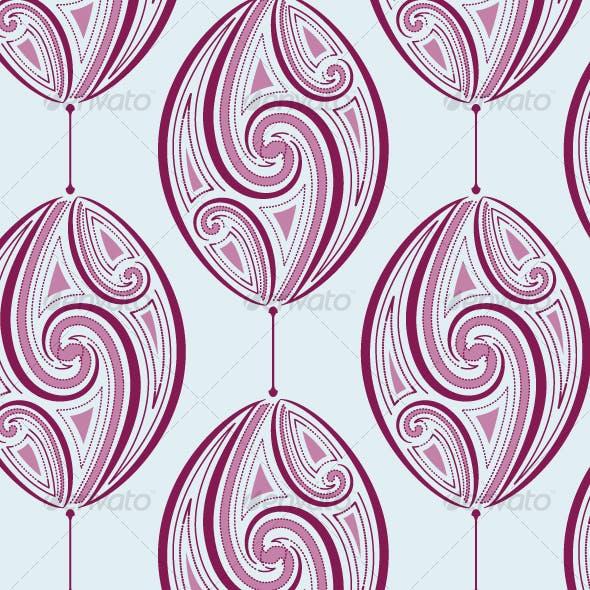 baubles pattern