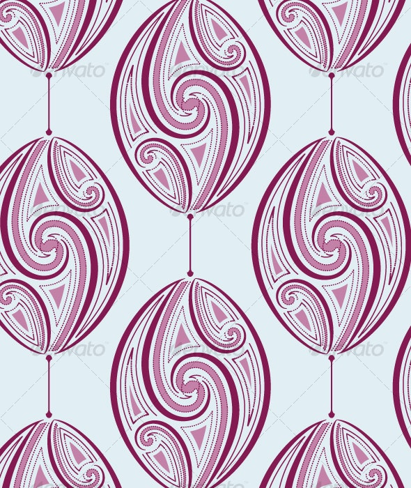 baubles pattern - Patterns Decorative