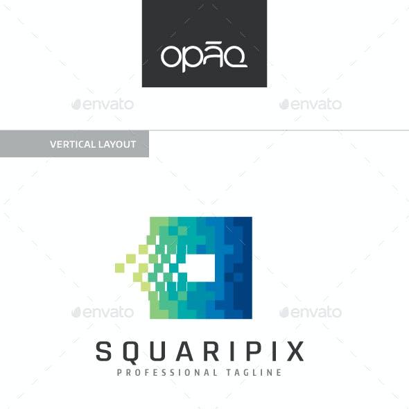SquariPix Logo