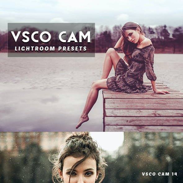 Vsco Cam 50 Lightroom Presets
