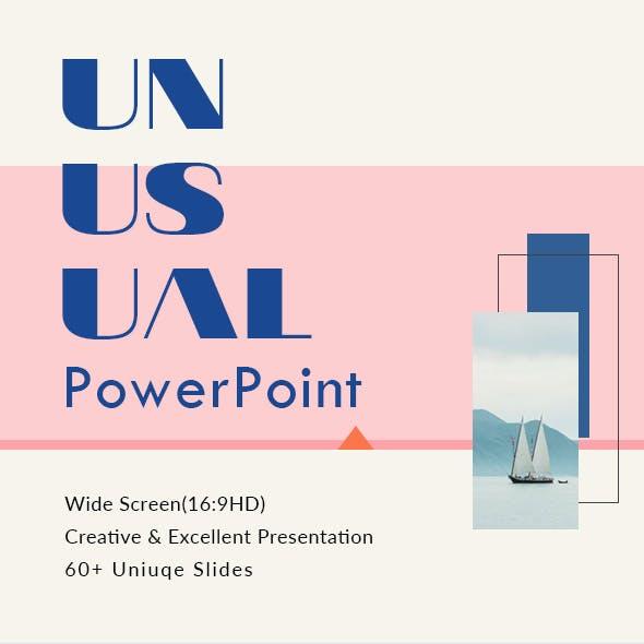 Unusual - PowerPoint Presentation