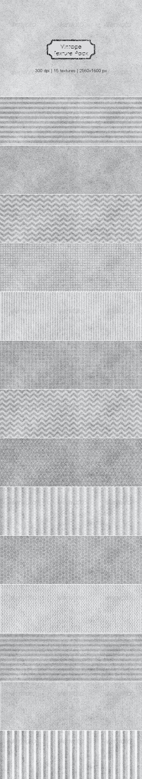 Vintage Paper Textures Pack - Paper Textures