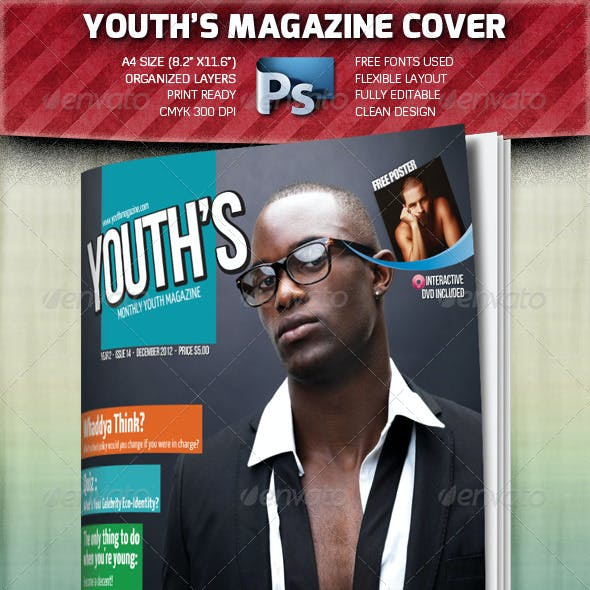 Youth's Magazine Cover
