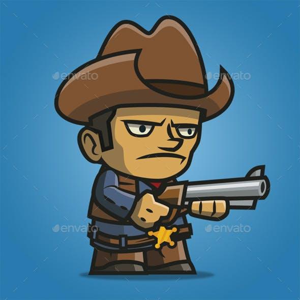 Tiny Cowboy