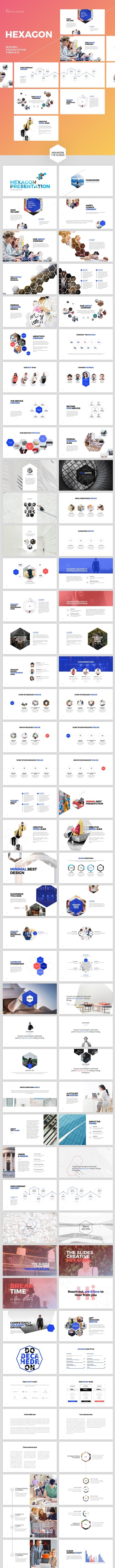 Hexagon-Powerpoint Template - Creative PowerPoint Templates