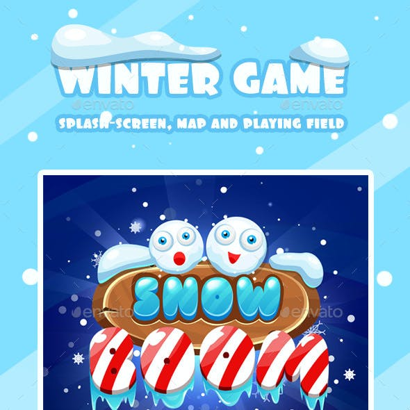 Winter Game Pack Match 3
