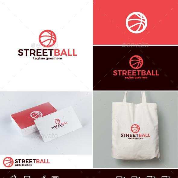Street Ball Logo