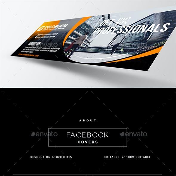 Corporate Facebook Timeline