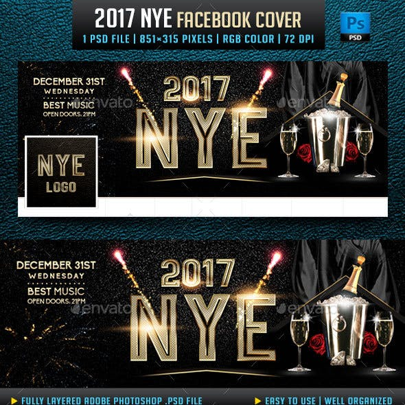 2017 NYE Facebook Cover