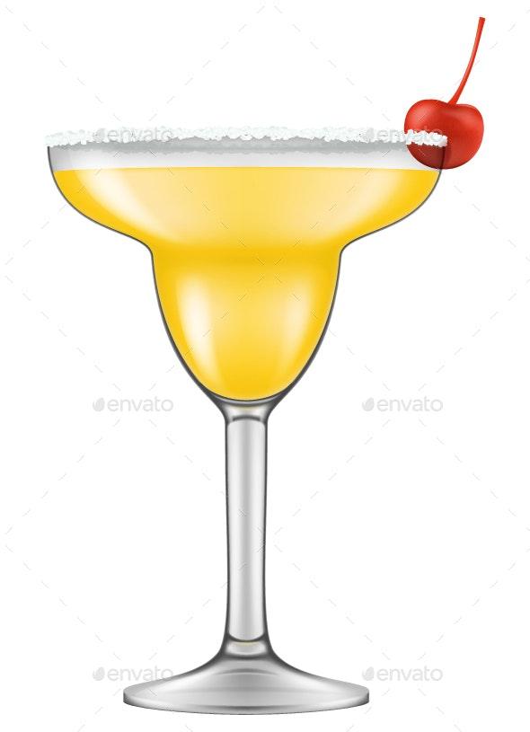 Margarita - Food Objects