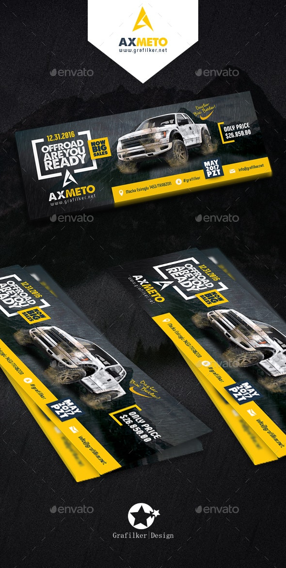 Off-Road Adventure Cover Templates - Facebook Timeline Covers Social Media