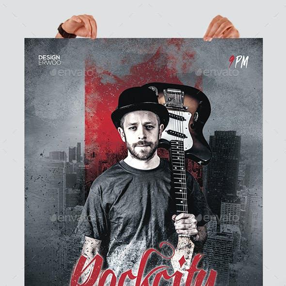 Rock City Poster