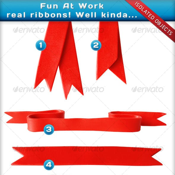 Fun at Work Ribbons
